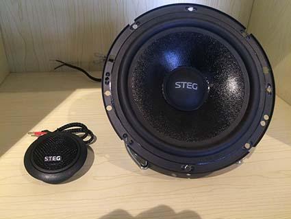 意大利史泰格SQ650c套装喇叭